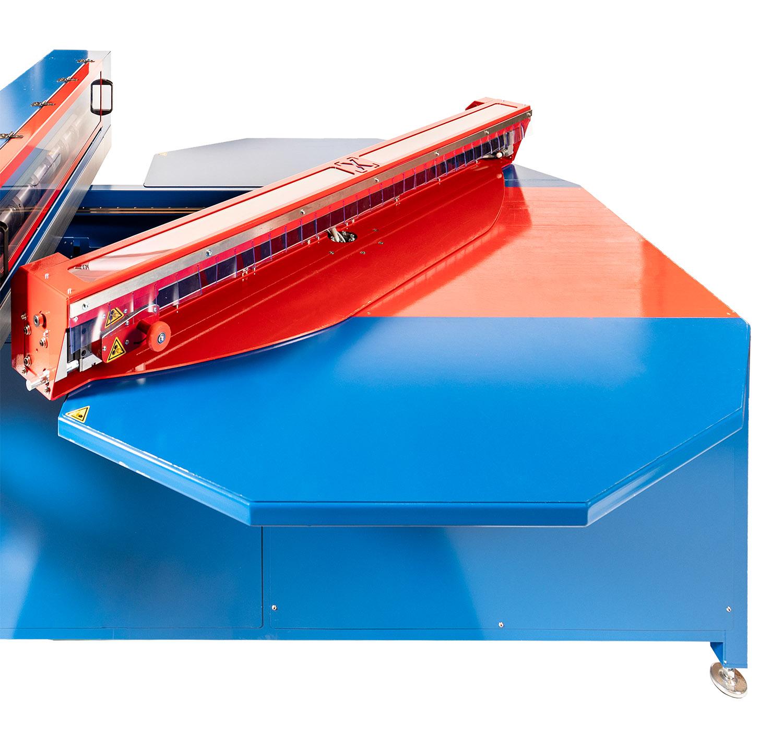 X-Cut 1250 Pro - Die Flexibelste Blechschneidemaschine der Welt - cut-left